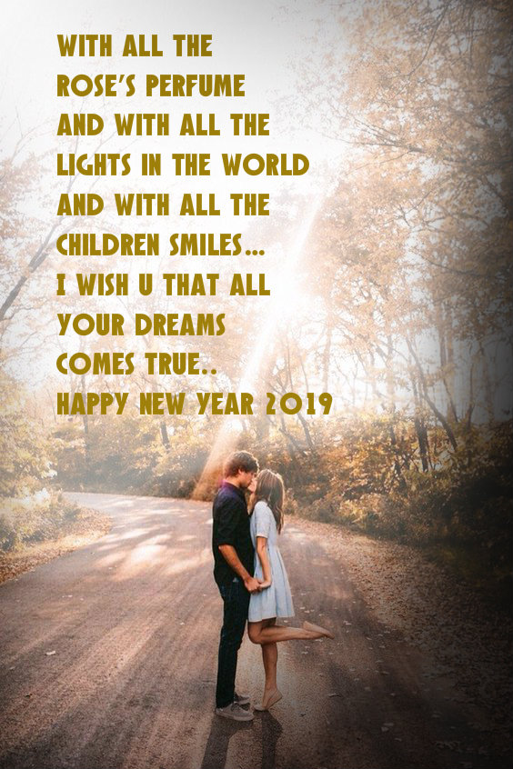 Happy New Year 2019 Love Quotes for Him - Quote Hil