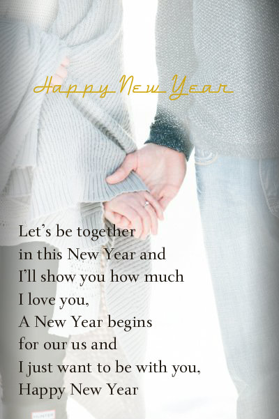 Happy New Year 2019 Love Quotes for Him