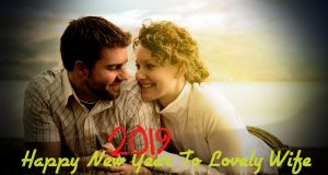 romantic new year wishes for wife