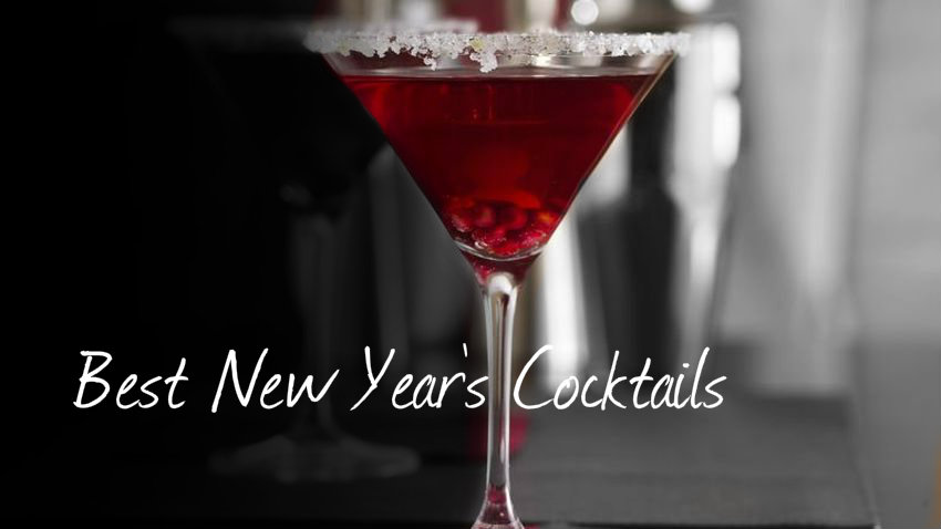 Best New Year's Cocktails
